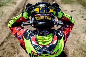 Joan Barreda, Monster Energy Honda Team, Honda CRF 450