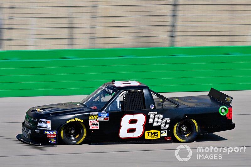 Camden Murphy, NEMCO Motorsports, Chevrolet Silverado Nemco