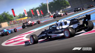 F1 2021 tanıtım