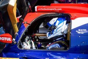 #22 United Autosports Usa Oreca 07 - Gibson: Philip Hanson