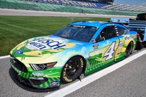 Kevin Harvick, Stewart-Haas Racing, Ford Mustang Busch Light For The Farmers
