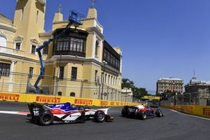 Marino Sato, Trident, voor Guilherme Samaia, Charouz Racing System