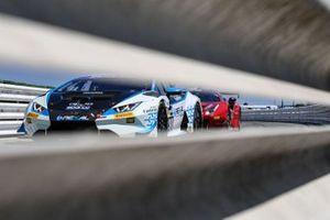 #377 Rexal/FFF Racing Team, Lamborghini Huracán Super Trofeo Evo: Luciano Privitelio