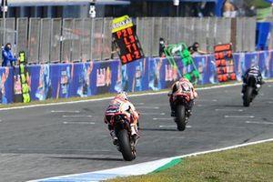 Marc Marquez, Repsol Honda Team, Pol Espargaro, Respol Honda Team, Maverick Vinales, Yamaha Factory Racing
