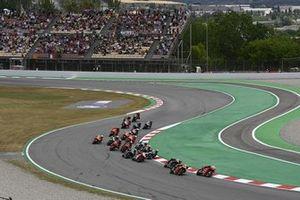 Jack Miller, Ducati Team, race start