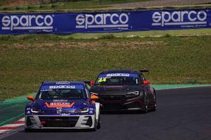 Marco Butti, Elite Motorsport, Volkswagen Golf GTI TCR DSG