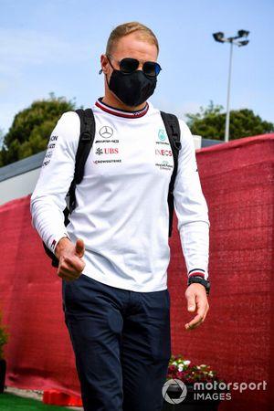 Valtteri Bottas, Mercedes arrives