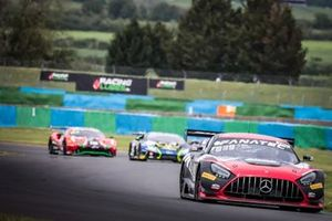 #89 AKKA ASP Mercedes-AMG GT3: Petru Umbrarescu, Jules Gounon