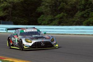 #28 Alegra Motorsports Mercedes-AMG GT3, GTD: Billy Johnson, Michael de Quesada, Daniel Morad