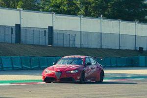 Stefano Coletti, Luca Filippi, Romeo Ferraris M1RA, Alfa Romeo Giulia ETCR