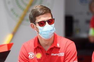 Alexander Sims, Mahindra Racing