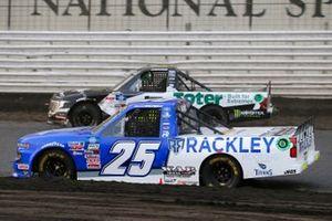Josh Berry, Rackley W.A.R., Chevrolet Silverado Rackley Roofing, Hailie Deegan, Team DGR, Ford F-150 Toter / Engine Ice