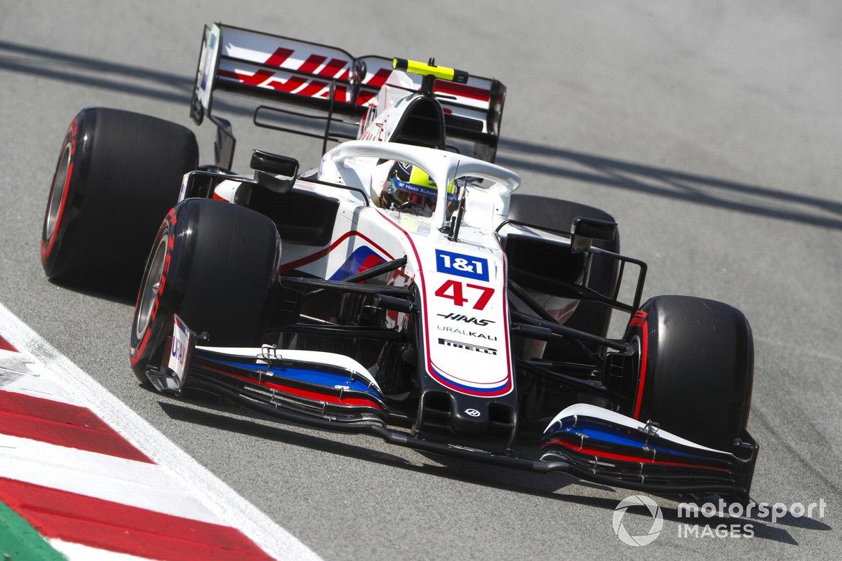 Mick Schumacher, Haas: 7 puan