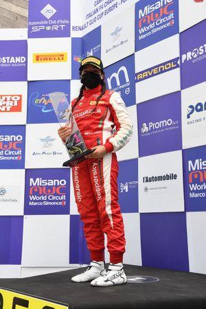 Hamda Al Qubaisi, Prema Team