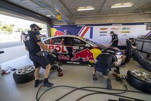 Triple Eight Race Engineering mechanics at work