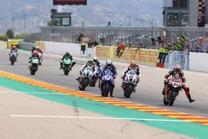 Tito Rabat, Barni Racing Team, Michael van der Mark, BMW Motorrad WorldSBK Team