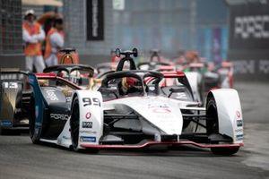 Pascal Wehrlein, Tag Heuer Porsche, Porsche 99X Electric, Antonio Felix da Costa, DS Techeetah, DS E-Tense FE21