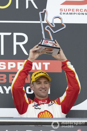 Podium: Will Davison, Dick Johnson Racing Ford