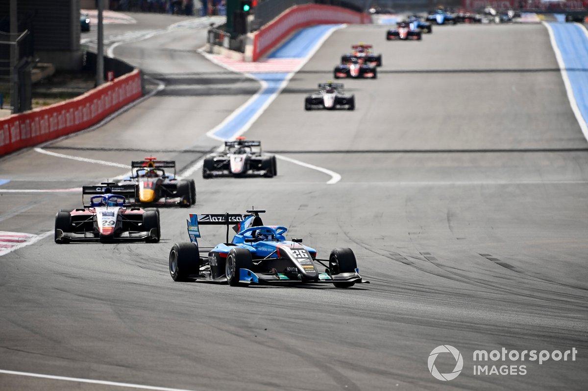 Calan Williams, Jenzer Motorsport e Logan Sargeant, Charouz Racing System