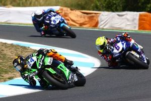 Leonardo Taccini, Orelac Racing VerdNatura, Maria Herrera, Biblion Iberica Yamaha Motoxracing