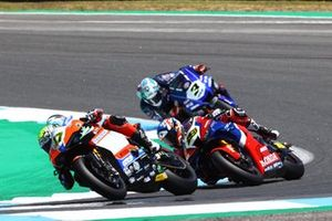 Axel Bassani, Motocorsa Racing, Alvaro Bautista, Team HRC, Kohta Nozane, GRT Yamaha WorldSBK Team