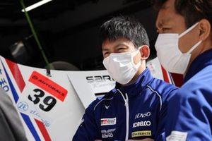 Yuichi Nakayama, #39 DENSO KOBELCO SARD GR Supra