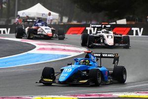 Tijmen Van Der Helm, MP Motorsport, Juan Manuel Correa, ART Grand Prix, Juan Manuel Correa, ART Grand Prix