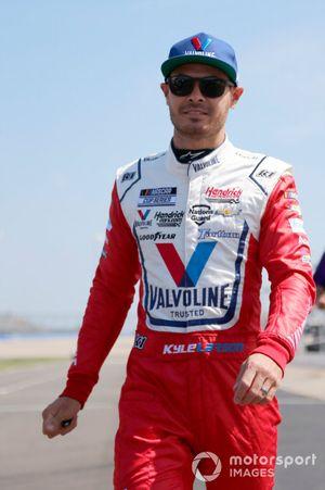Kyle Larson, Hendrick Motorsports, Chevrolet Camaro Valvoline