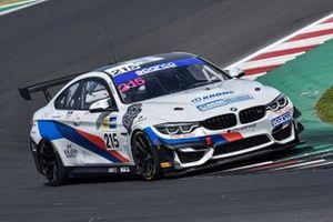 #215 BWM Team Italia-Ceccato Motors Racing, BMW M4 GT4: Giuseppe Fascicolo, Nicola Neri
