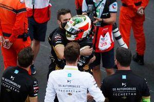 Race winner Antonio Felix Da Costa, DS Techeetah, DS E-Tense FE21, celebrates