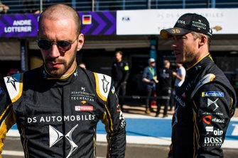 Jean-Eric Vergne, DS TECHEETAH, Andre Lotterer, DS TECHEETAH