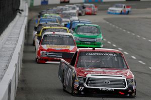Kyle Benjamin, DGR-Crosley, Toyota Tundra CROSLEY BRANDS / DGR CROSLEY