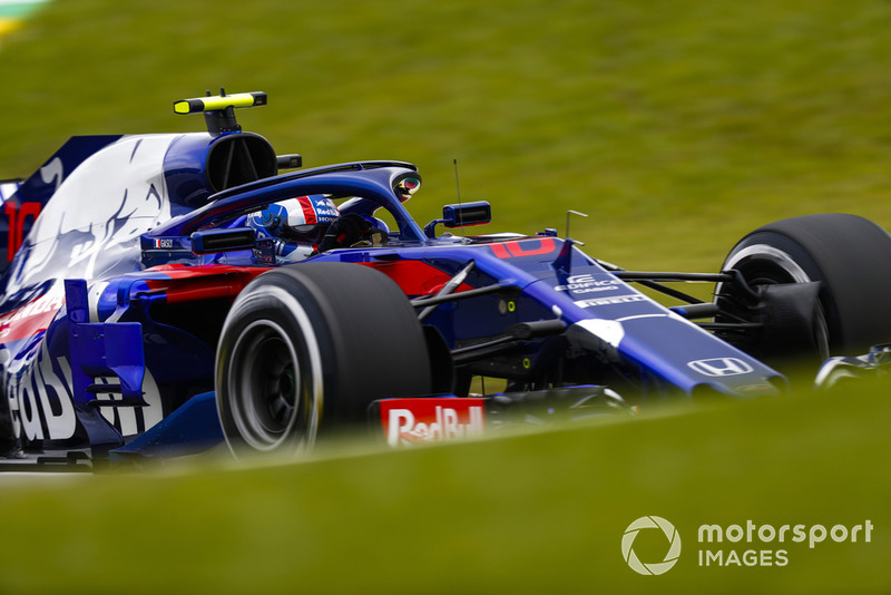 9. Pierre Gasly, Scuderia Toro Rosso STR13