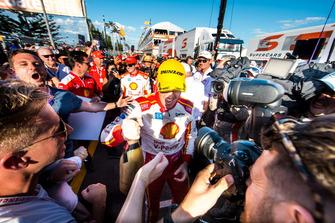 Champion Scott McLaughlin, DJR Team Penske Ford