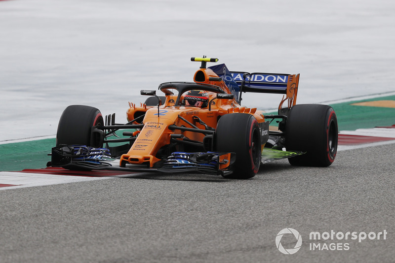 Stoffel Vandoorne - McLaren: 6 puan