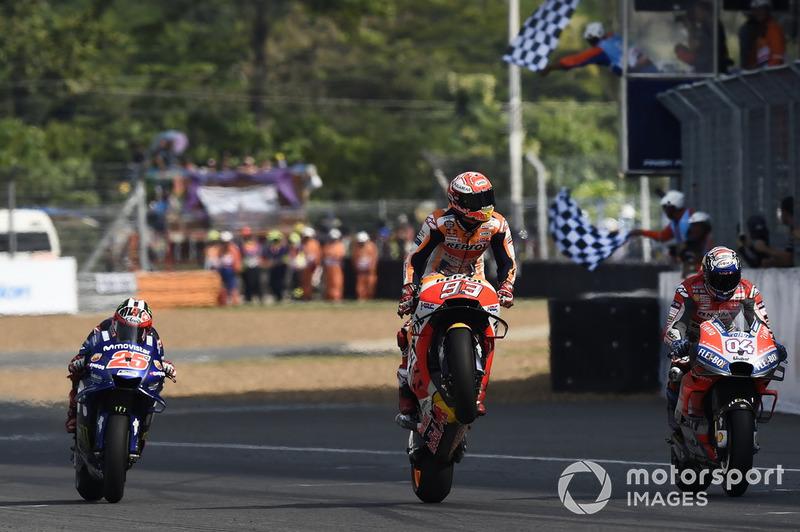 42. Gran Premio de Tailandia 2018 - Buriram