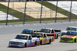Spencer Gallagher, GMS Racing, Chevrolet Silverado Allegiant David Gilliland, Kyle Busch Motorsports, Toyota Tundra Pedigree