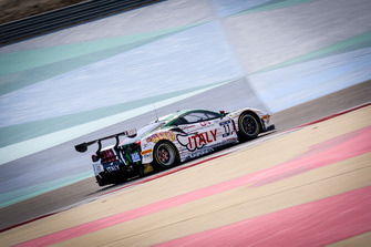 #11 Italy, AF Corse Ferrari 488 GT3: Piergiuseppe Perazzini, Matteo Cressoni