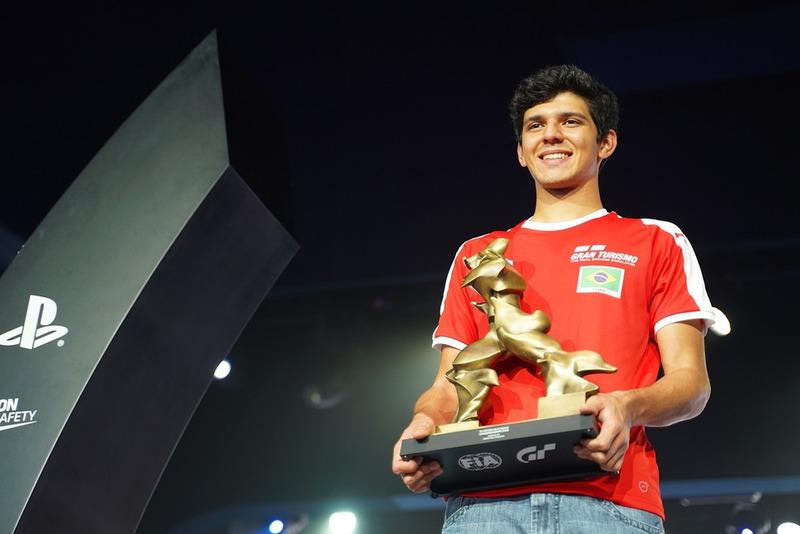 FIA Gran Turismo Championships (Кубок наций): Игор Фрага