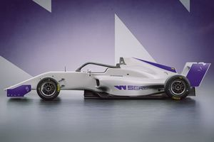The W Series car