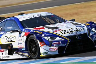 #1 Team Tom's Lexus LC500: Ryo Hirakawa, Nick Cassidy