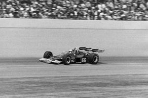 Mark Donohue, McLaren M16B