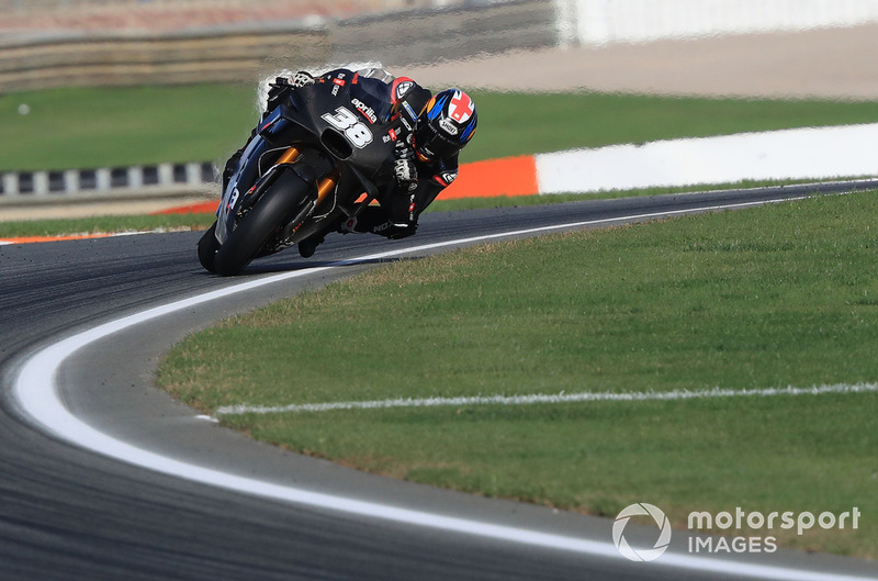 Bradley Smith (Aprilia Racing Team Gresini)