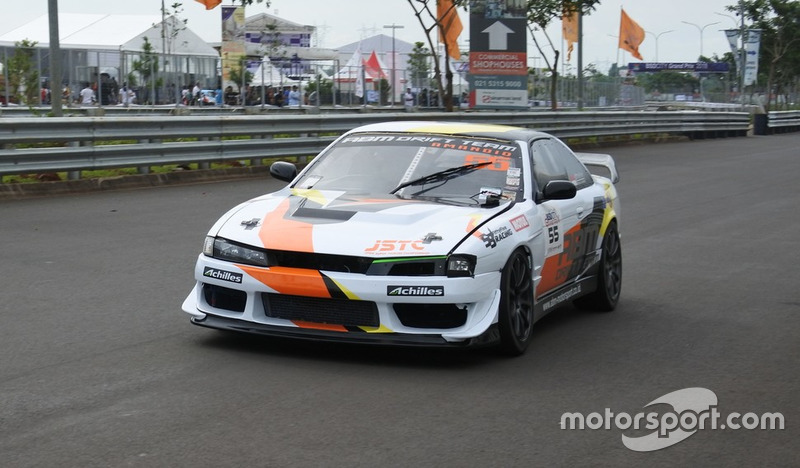 Emmanuel Amandio, ABM Motorsport, STC Divisi 2