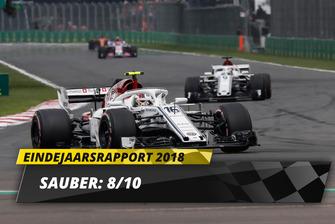 Eindrapport 2018: Sauber