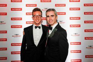 Adrain Atkinson and Daniel Ryan, Jaguar Racing
