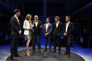 Bobby Rahal, BMW Team RLL, John Edwards, Connor De Phillippi, Jesse Krohn, Tom Blomqvist