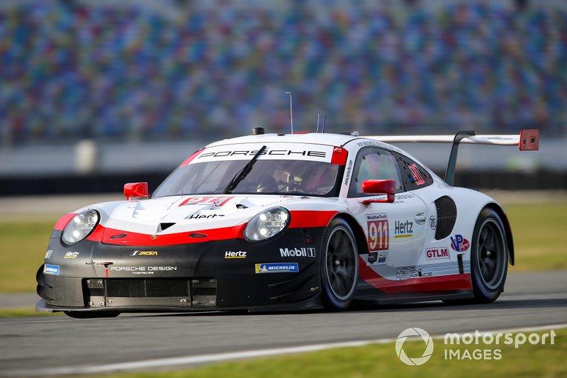 #911 Porsche GT Team, Porsche 911 RSR (GTLM)