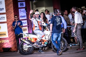 Лайя Санс, KTM Factory Racing Team, KTM 450 (№17)