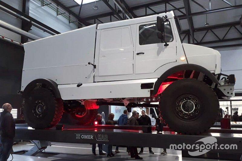 #529 Alberto Herrero, Julio Romero, TH Trucks
